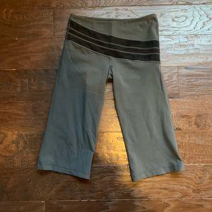 Lululemon Wide leg Long Shorts
